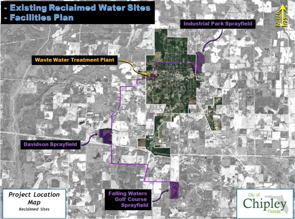 Existing Reclaimed Water